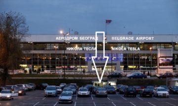 Aerodrom-Nikola-Tesla-Parking